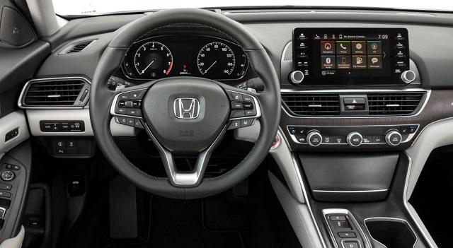2021 Honda Legend cabin