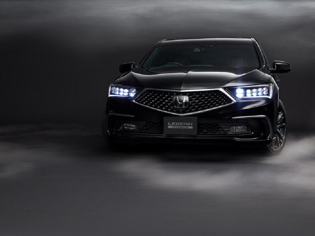 2021 Honda Legend front