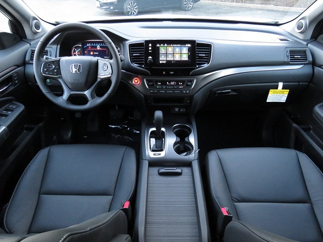 2021 Honda Pilot cabin