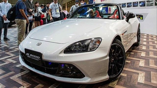 2021 Honda S2000 front