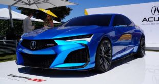 2021 Acura Integra Type S front