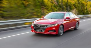 2021 Honda Accord front