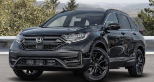2021 Honda CR-V Black Edition
