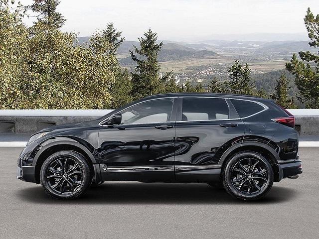 2021 honda cr-v black edition specs, price, and release