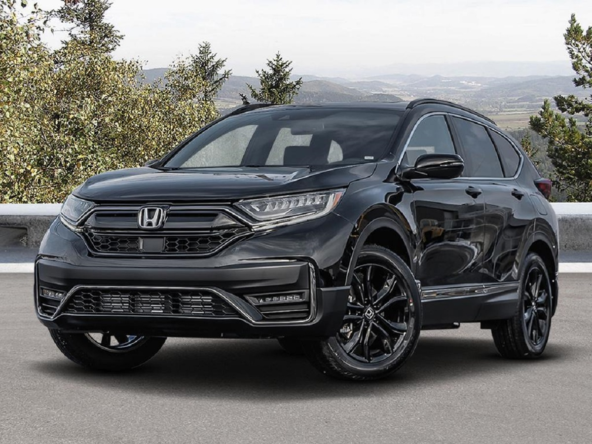 2021 Honda CR-V Black Edition Specs, Price, and Release ...
