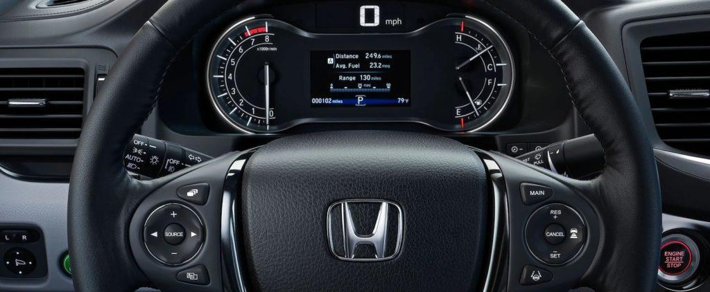 2021 Honda Ridgeline Hybrid