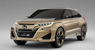 2022 Honda Crosstour front