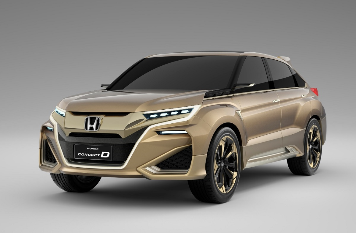 Rumors: 4 Honda Crosstour Comeback?  Honda Pros