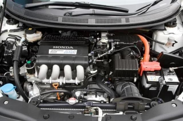CRX engine