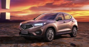 2021 Acura CDX side
