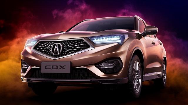 2021 Acura CDX