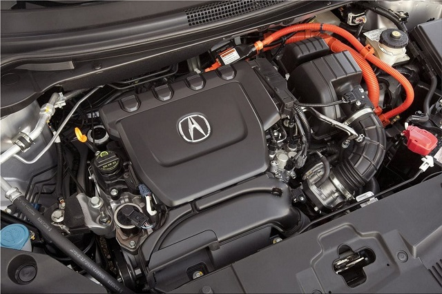 2021 Acura ILX engine