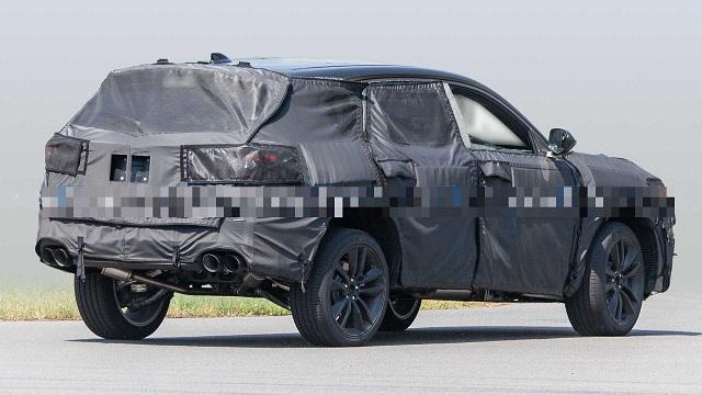 2021 Acura MDX Type-S rear