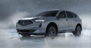 2021 Acura MDX Type S side