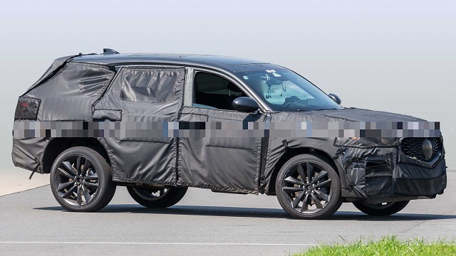 2021 acura mdx type s spied testing again this year