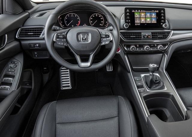 2021 Honda Crosstour cabin