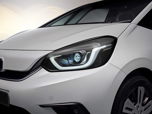2021 Honda Jazz headlights