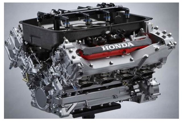 2021 Honda S3000 engine