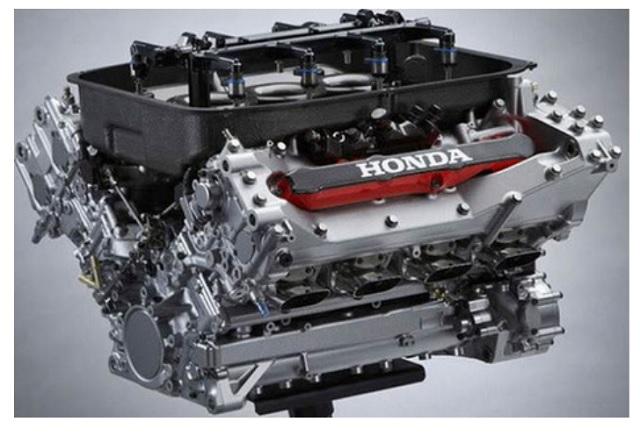 2021 Honda S3000 engine