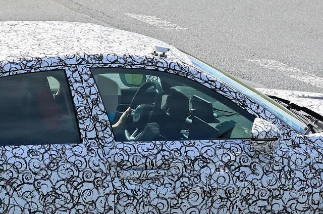 2022 Honda Civic Type R cabin