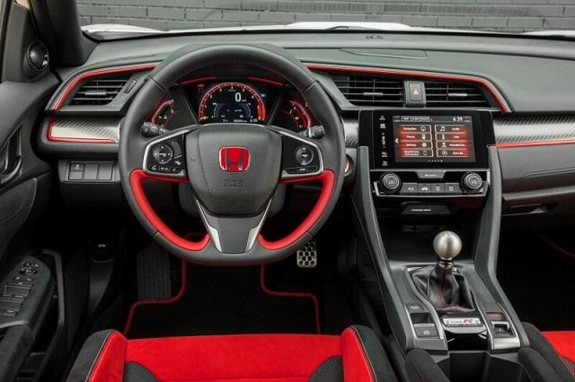 2021 Honda Accord Type R cabin