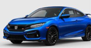 2021 Honda Civic Si front