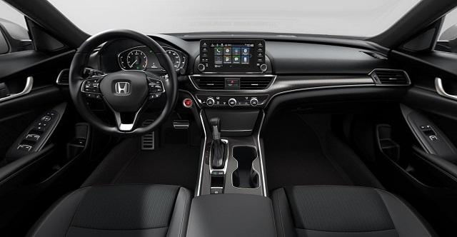 2021 Honda Prelude cabin