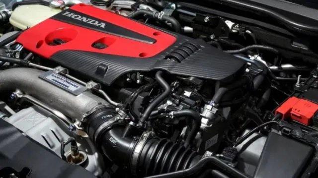 2021 Honda Prelude engine