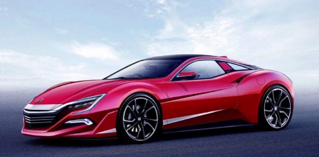 2021 Honda Prelude side