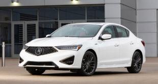 2022 Acura ILX front