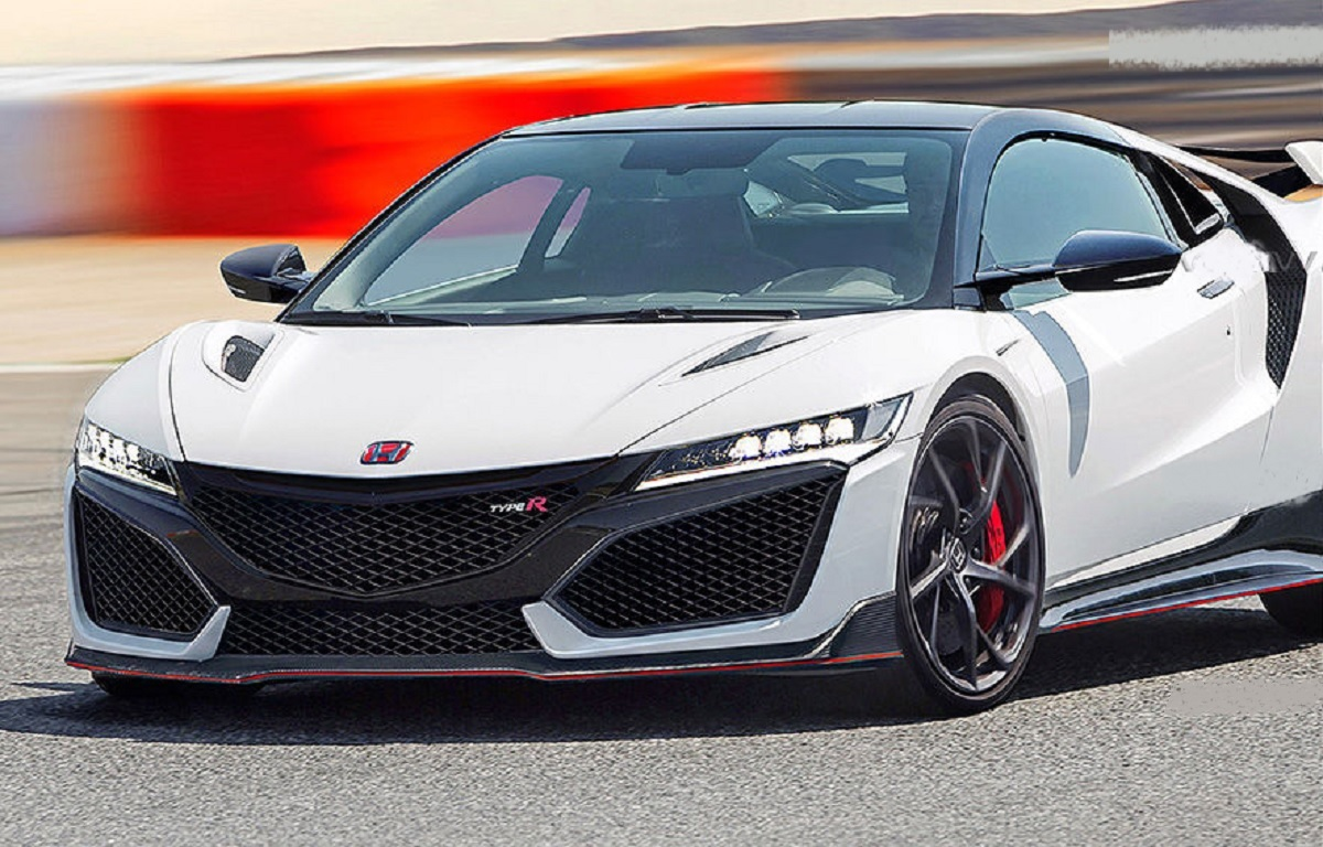 2022 acura nsx type r engine to produces no less than 650