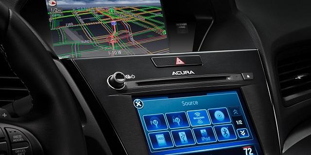 2022 Acura RDX cabin