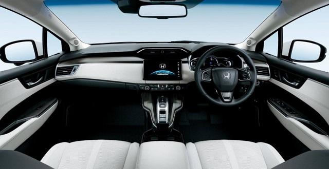 2022 Honda Crosstour cabin