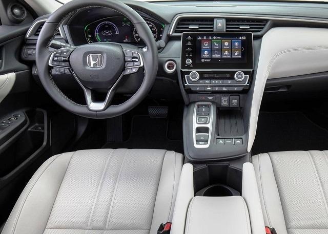 2022 Honda Insight cabin
