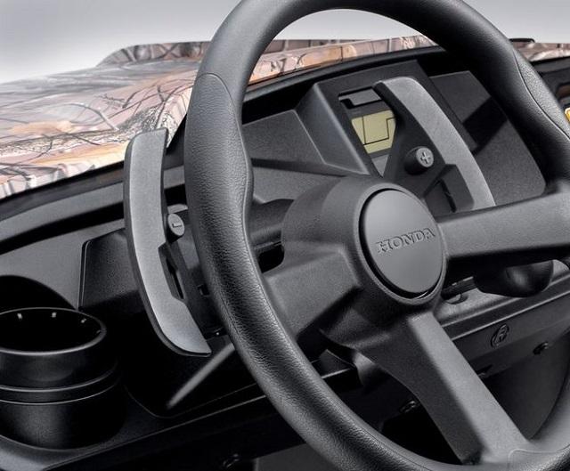 2020 Honda Pioneer 500 steering wheel