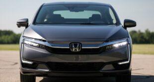 2021 Honda Clarity front