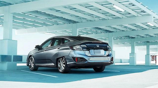 2021 Honda Clarity rear