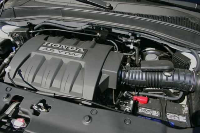 2021 Honda Pilot Special Edition engine