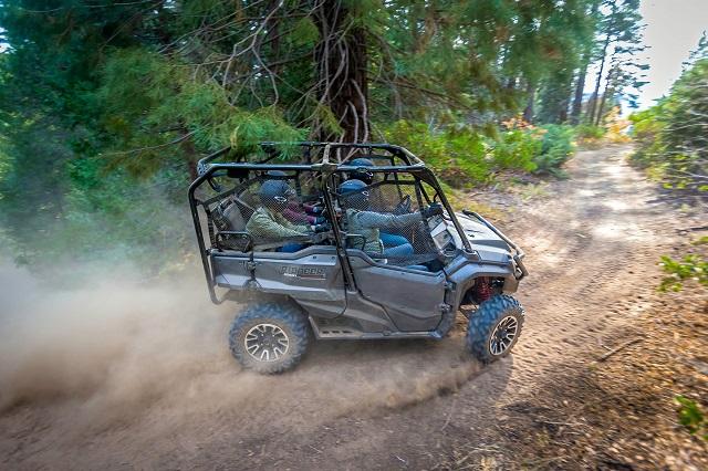 2020 Honda Pioneer-5 side