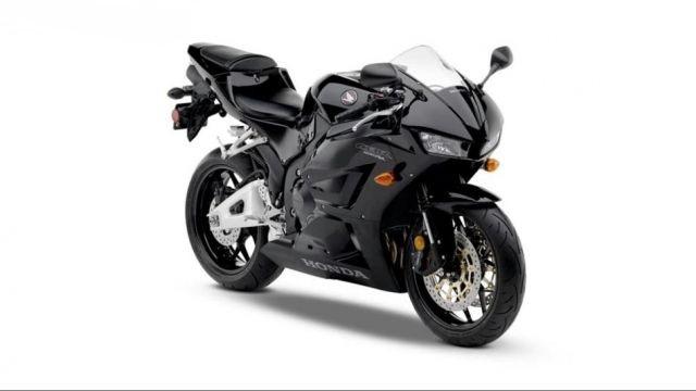2021 Honda CBR600RR side