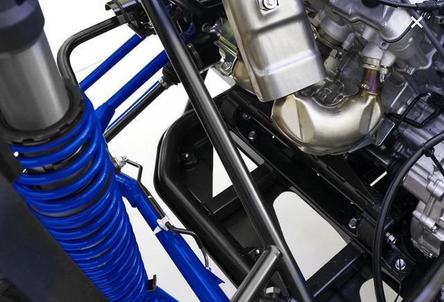 2021 Honda Talon 1000R engine