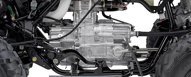 2020 Honda FourTrax Rincon 4x4 engine