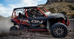 2020 Honda Talon 1000R front