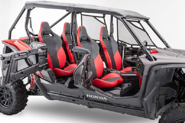2020 Honda Talon 1000R side