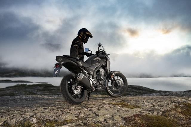 2021 Honda CB500X side