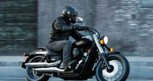 2021 Honda Shadow Phantom