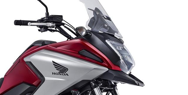 Honda NC750X 2021 front