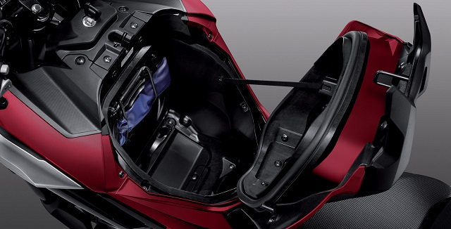 Honda NC750X 2021 side