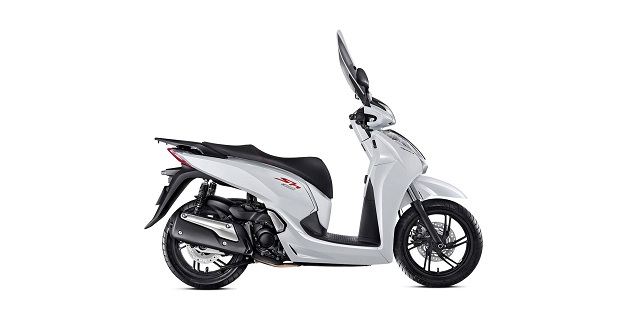 Honda SH 300i 2021 side