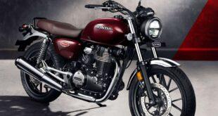 2021 Honda CB350 front